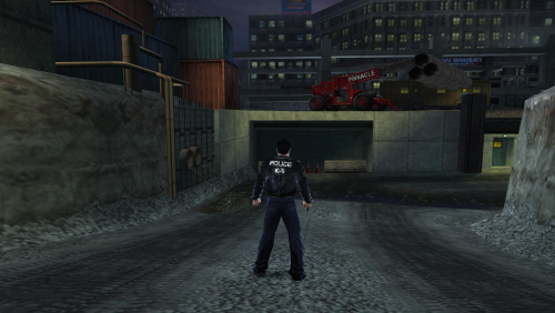 Dead To Rights Widescreen Fix - WSGF - PCGamingWiki PCGW